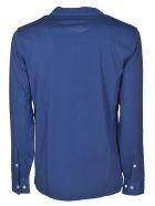 Hartford Chest Pocket Polo Shirt - Blue