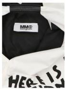 MM6 Maison Margiela 'japanese Bag' Bag - Black&White