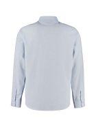 Gucci Cotton Oxford Shirt - Blue