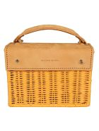 Wicker Wings Mini Kuai Tote - Giallo