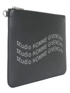 Givenchy Pouch - Black/white