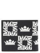 Dolce & Gabbana 'dg Corone' Wallet - Basic