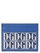 Dolce & Gabbana 'dg Grafico' Cardholder - Multicolor