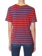 PS by Paul Smith Striped T-shirt - ROSSO