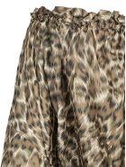 Zimmermann Suraya Dress - Khaki leopard