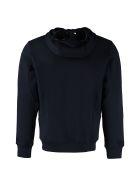 C.P. Company Goggle Hood Sweatshirt - blue