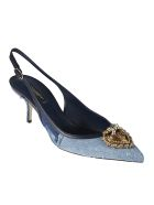 Dolce & Gabbana Denim Pumps - Denim