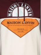 Lanvin Hoodie - Garnet