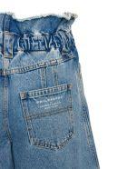 Philosophy di Lorenzo Serafini High-waisted Denim Shorts - Blu