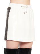 Alberta Ferretti 'raimbow Week' Skirt - White