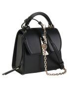 Salvatore Ferragamo Boxy Handbag - Nero