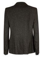 Emporio Armani One Buttoned Blazer - Nero