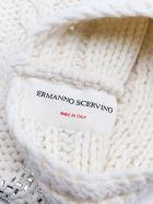 Ermanno Scervino Hat - Milk