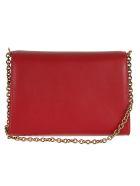 Dolce & Gabbana Logo Plaque Shoulder Bag - Basic