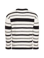Our Legacy Sonar Wool Blend Sweater - White