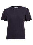 Acne Studios Branded T-shirt - Black