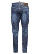 Dsquared2 Sexy Twist Jeans - Blue