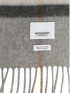 Burberry Scarf - Grey