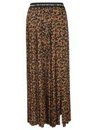 Marcelo Burlon Leopard Skirt - Multicolor