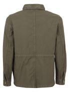Eleventy Field Military Jacket - Militare