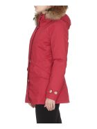 Woolrich Arctic Padded Parka - Red