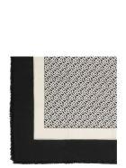 Burberry Monogram Pattern Scarf - Basic