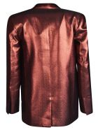 Victoria Beckham Slim Fit Blazer - Copper
