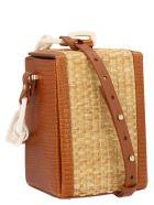 Nico Giani 'cerea Vertical' Bag - Brown