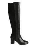 Stuart Weitzman Eloise 75 Over-the-knee Boots - black