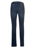 Jeckerson Five Pockets Slim Cross Jeans - Did Blu