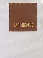 Jacquemus Le Jean Classic Jeans - White