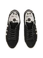 M.O.A. master of arts Lurex Tweed Disney Sneakers - BLACK PEARL (Black)