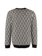 Gucci V-neck Wool Sweater - Black Milk