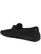 Tod's Gommino Loafers - BLACK