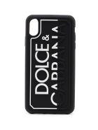 Dolce & Gabbana Phone Cover - Nero/bianco