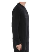 Versace Collection Logo Sweater - Black