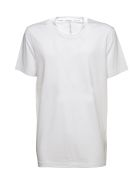 Black Barrett Short Sleeve T-Shirt - Bianco