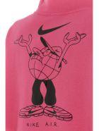 Nike Hoodie - Fuchsia