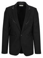 Saint Laurent Jacket Wester Show - Black