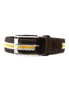 Moreschi Patterned Belt - Basic