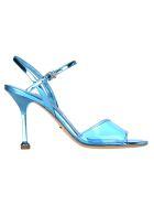 Prada Plexi Sandal - LIGHT BLUE