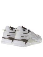 Puma Select Puma Rs X Trophy White Mesh Sneakers - White