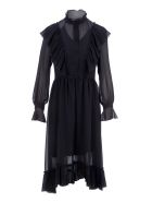 See by Chloé See By Chloe' Ruffled Dress - BLACK