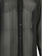 Saint Laurent Shirt - Noir argent