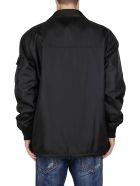 Givenchy Black Padded Jacket - Nero