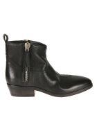 Golden Goose Viand Ankle Boots - Black