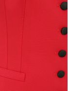 Dolce & Gabbana Vest - Rosso lacca