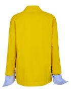 Jejia Yellow Oversize Jacket - Yellow