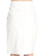 (nude) Skirt - White