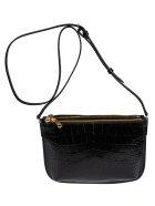 A.P.C. Sarah Shoulder Bag - Black